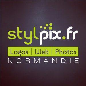 logo stylpix sites web agence lisieux calvados normandie