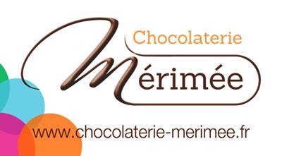 logo chocolaterie Mérimée lisieux