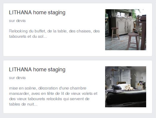 LITHANA Home Staging, pays d'Auge