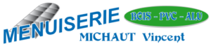 logo menuiserie michaut normandie orbec