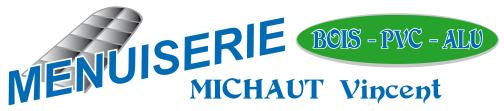 logo menuiserie michaut normandie orbec