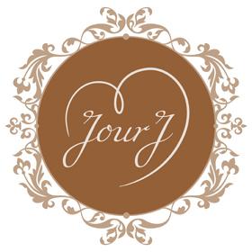 Logo Jour-J mariage robes de mariée lisieux