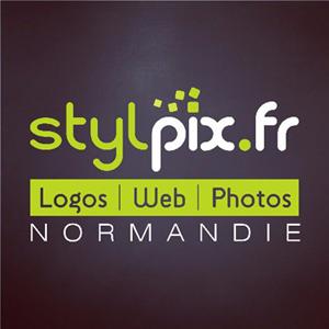 logo stylpix agence web normandie